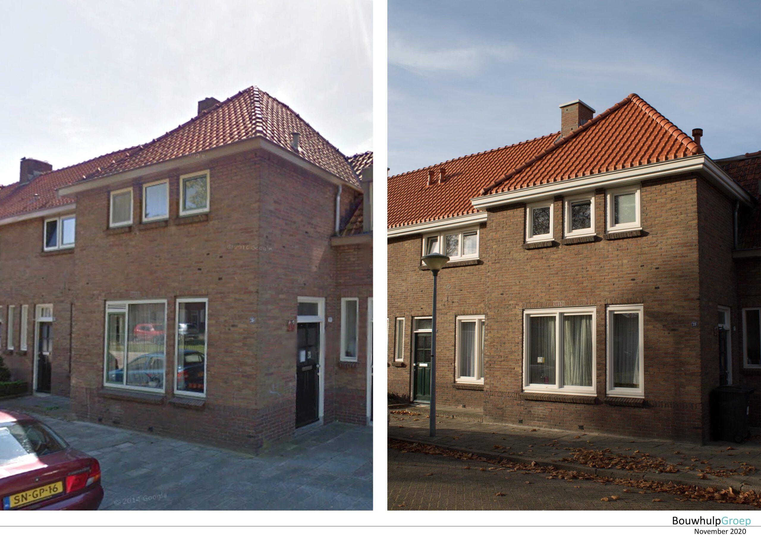 Verduurzaming van karakteristieke woningen
