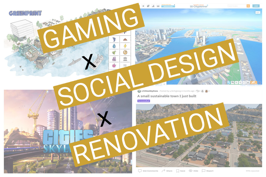 HOW CAN GAMING CULTURE CHALLENGE SOCIAL DESIGN AND HOME RENOVATION?
